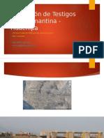 Extracción de Testigos Con Diamantina - Huachipa