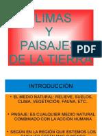 Ppt Presentacion Los Climas Del Mundo