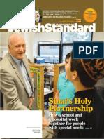 Jewish Standard, November 6, 2015