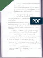 Ecuacion de Bernoulli y Riccati