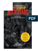 The Ultimate Guide to Hiring Startup Rockstars