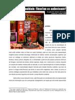 CInElíngUA e REAlidAdE - Fil0s0fAm Os AUdi0visUAis (2015)