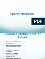 foods 2 - sports nutrition ppt