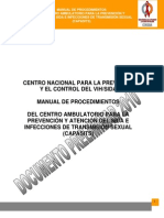 Manual de Procedimientos CAPASITS_10