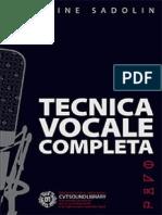 tecnica vocale (Sadolin) spiegazione
