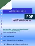 Farmacología - Aminoglucósidos