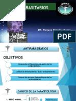 Farmacología - Antiparasitarios