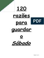 120 Sabado