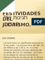 Diaporama de las festividades judias.pptx