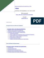 Catedrático de Estadística e I.O. de La UDC