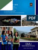 SMU Prospectus 2015