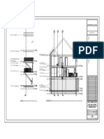 clear lake estate revit project - sheet - a8 - building sections