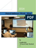 Petrel Software Work Flow Part 1