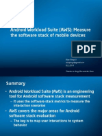 Android Workload Suite External