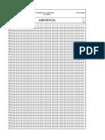 Registro Oficial Preu - Biomedicas Cristhian Barnard