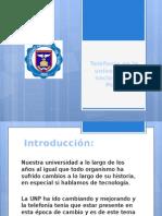 Telefonía en La Universidad Nacional de Piura