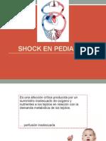 Shock en Pediatría