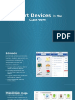smart devices in the classroom