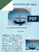 Contaminacion Del Agua - Clase 4