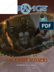 The Strange the Estate Dossiers
