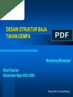 Gempa Struktur Baja Sipil ITB.pdf