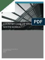 Estuido Economico -Caso Corea Del Sur