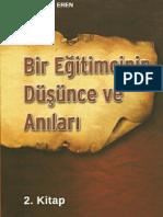 M.Ali Eren Anılar IIt