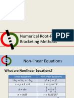 Week 10 - Numerical Root-Finding