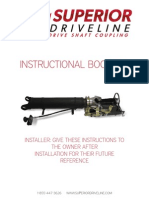REMCO DSC Instructional Booklet