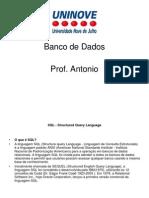 Bd SQL Aula01