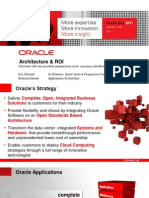 Oracle Fusion - Cloud Apps Architecture