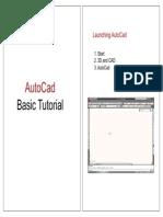 AutoCAD 2010_Basic Tutorial