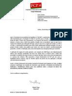 Bairro Amendoeiras - Pedido reunião Presidente IHRUrbana
