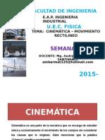 Semana 6 Cinematica