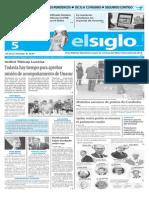 Edicion Impresa El Siglo 05-11-2015