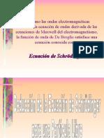Ecuacion de Schroedinger