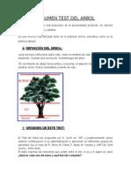 Resumen Test Del Arbol