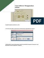 Cara Membuat Line Follower Menggunakan Proteus 8 Professional