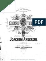 [Clarinet Institute] Andersen Etudes Op41