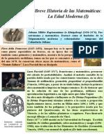 Breve Historia Matematicas Moderna