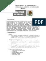 Guia de Diagnostico y Tratamiento de La Endocarditis Infecciosa en Mexico