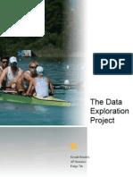 the data explortation project