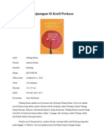 Resensi Buku Padang Bulan
