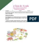 guía de educación matemática, c.del medio y lenguaje ycomunicación