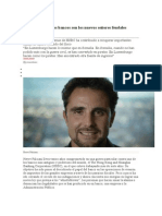 Hervé Falciani Los Bancos Son Los Nuevos Señores Feudales