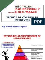 Técnica de Control de Incidentes