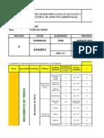 Matriz de Riesgo&Aspectos Iper-c Plaza de Toros Bectek