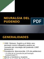 Neuralgia Del Pudendo