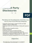 Related Party Disclosures_AS 18