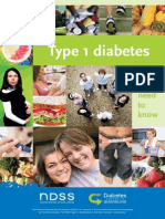 Type 1 Diabetes - What You Need to Know